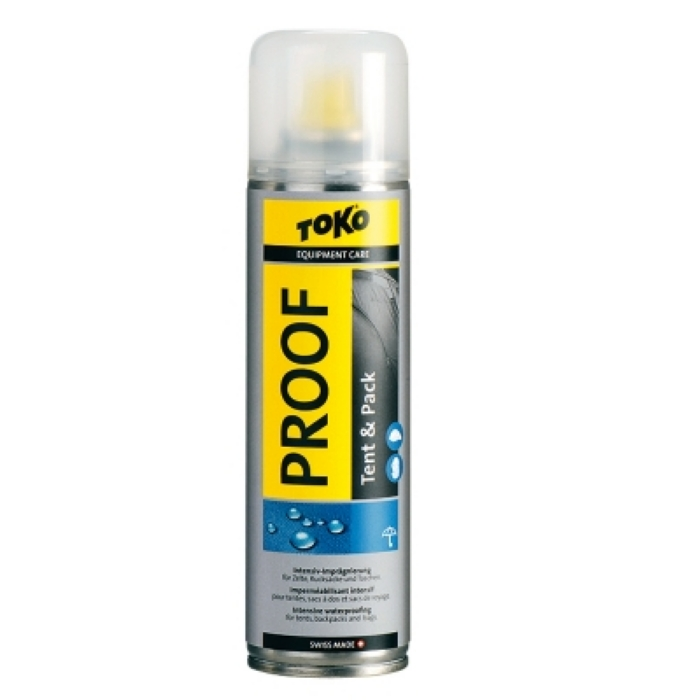Пропитка Toko Tent and Pack Proof 500 ml