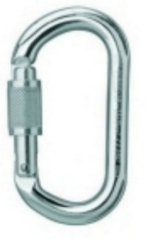 Карабин Petzl OK Screw Lock