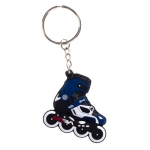 Seba Брелок RUBBER KEY HOLDER FR  BLUE